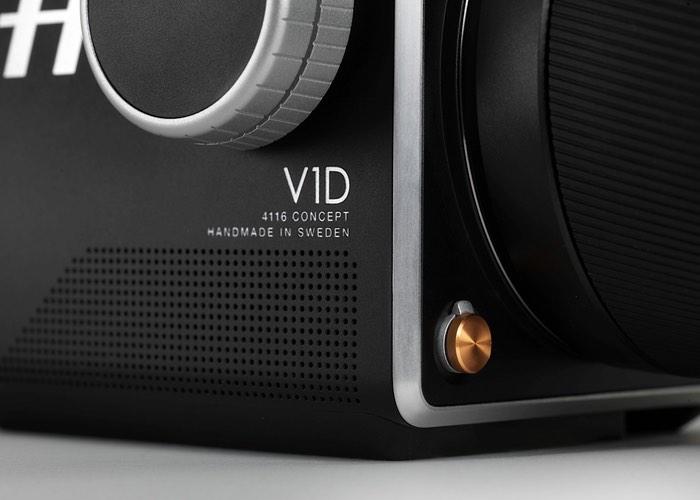 Hasselblad V1D 75 Megapixel Modular Camera