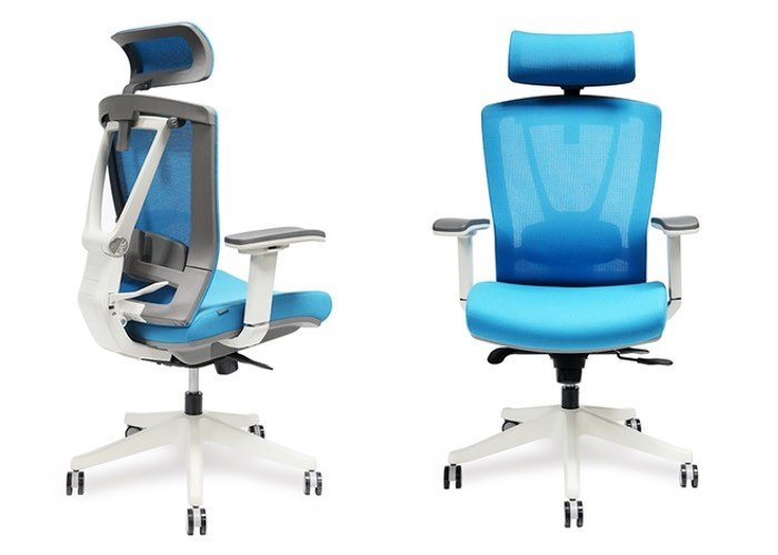 New Chair Designed To Help Your Posture, Offers Advanced Lower Back Support (video)