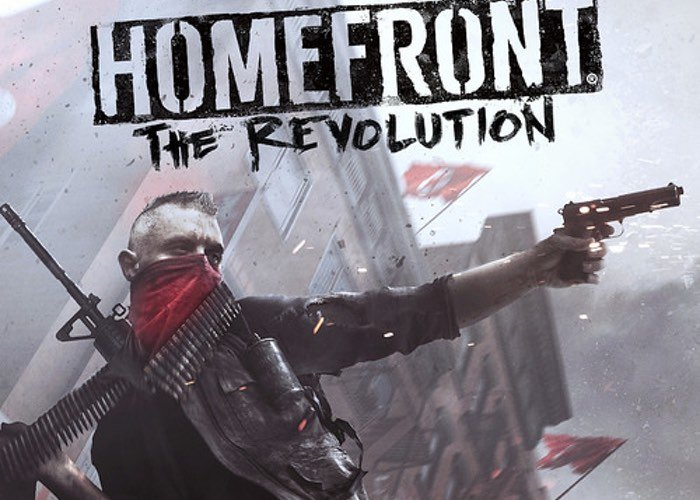 Homefront: The Revolution is Free This Entire Weekend on Steam