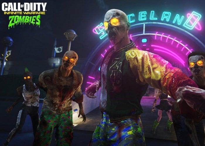 Infinite Warfare Zombies