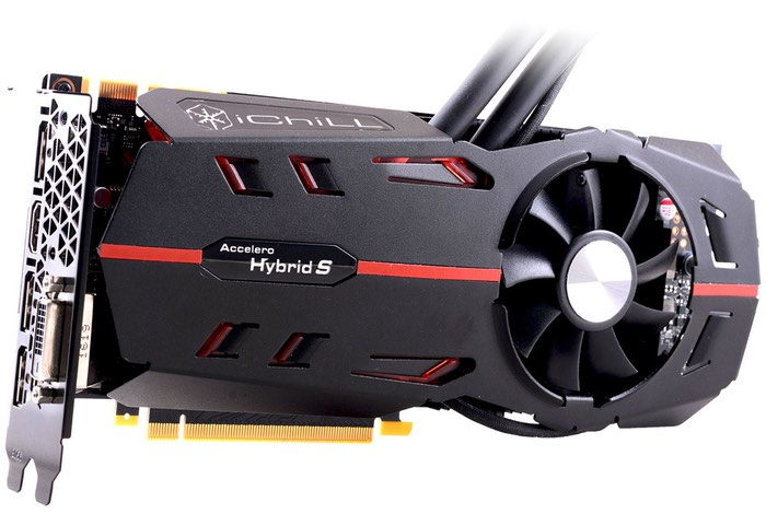 Inno3D GeForce GTX 1080 iChill Black Graphics Card