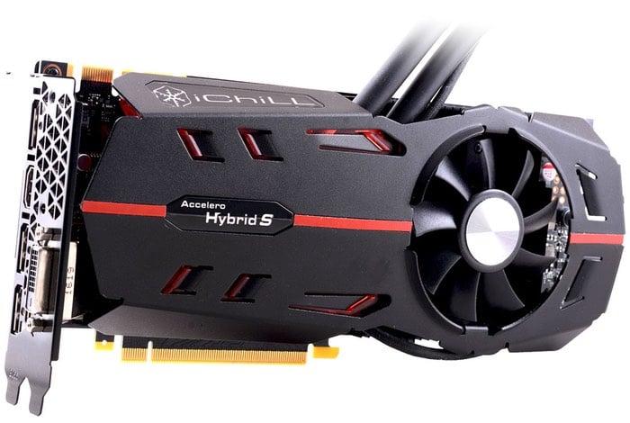 Inno3D GeForce GTX 1080 iChill Black Graphics Card