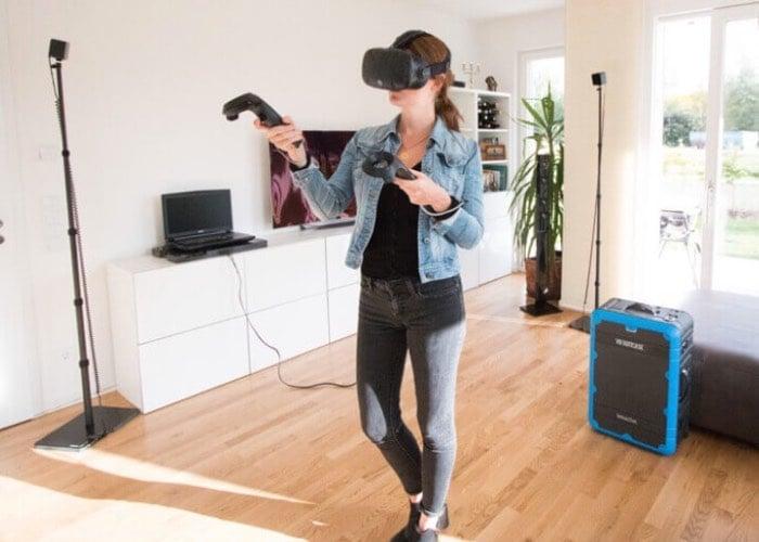 Innoactive VR Suitcase