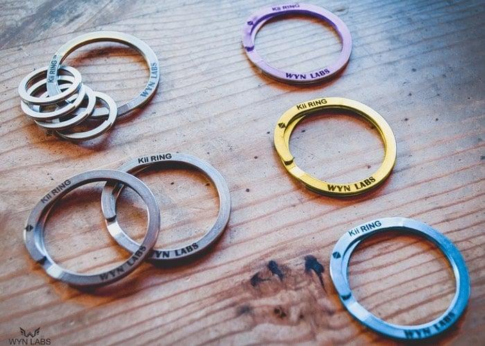 Kii RING Key Ring
