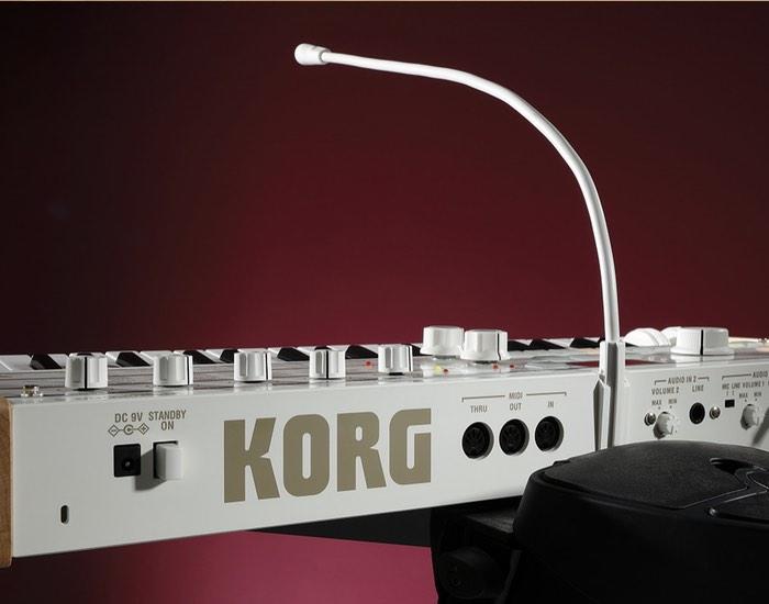 Korg MicroKorg S Synthesiser
