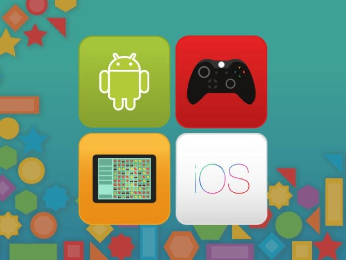 Learn App & Game Development For iOS & Android