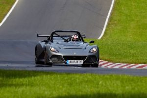 Lotus 3-Eleven Heads To The Nürburgring (Video)