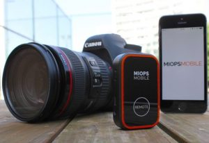 MIOPS Mobile Pocket Camera Remote (video)