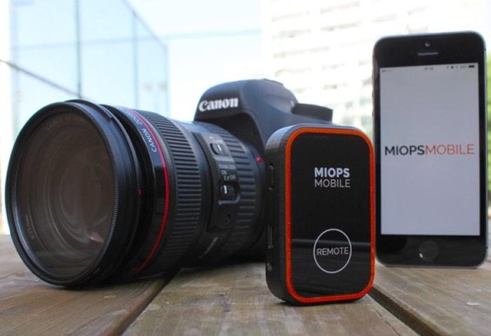 MIOPS Mobile Pocket Camera Remote