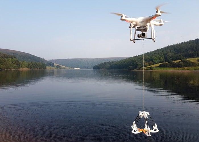 Mantis Carbon Next Generation Drone Claw