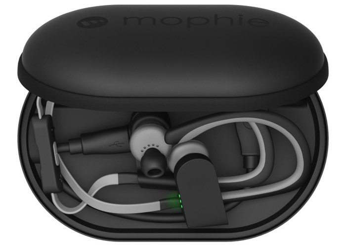Mophie Headphone And Wearable Power Capsule Case