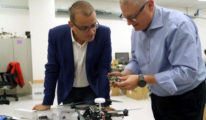 Intel acquires Movidius to build the future of computer vision
