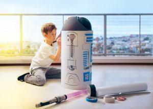 NXROBO BIG-i Family Robot Unveiled From $749 (video)