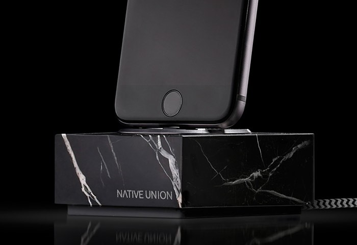 Native Union Marble iOS Charging Dock