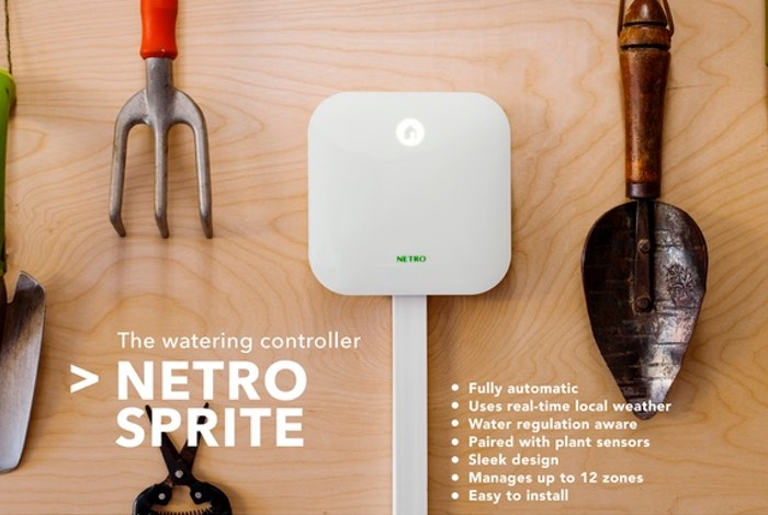 Netro Smart Water Controller