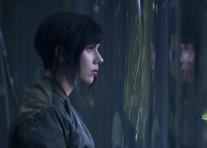 New Ghost In The Shell Movie