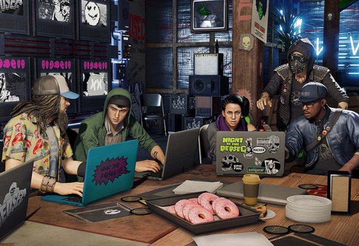 New Watch Dogs 2 Story Trailer