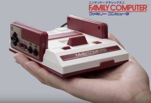 Nintendo Famicom Mini 8-bit Console Unveiled In Japan (video)