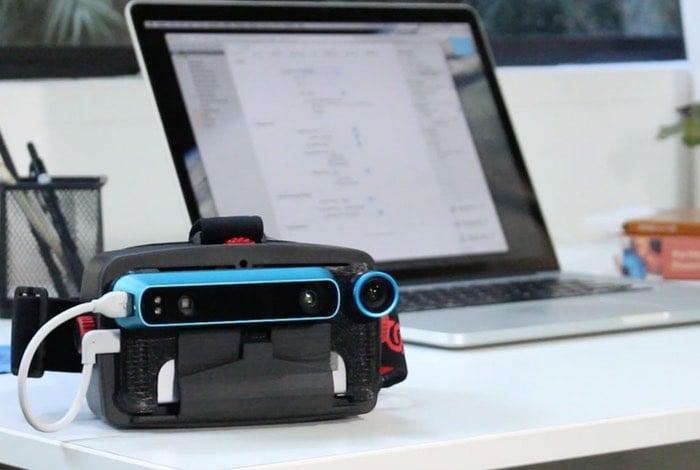 Occipital VR Dev Kit