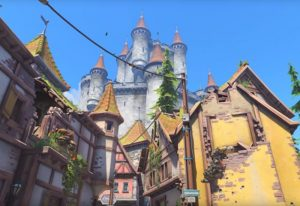 Overwatch Eichenwalde Map Now Available To Play (video)