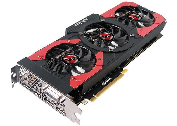 PNY GeForce GTX 1080 XLR8 OC Graphics Card