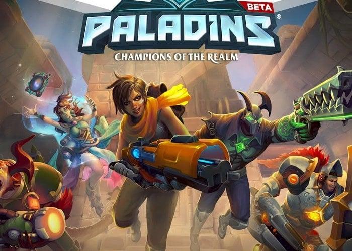 Paladins Open Beta