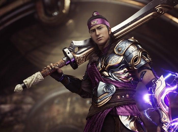 Paragon Hero Kwang