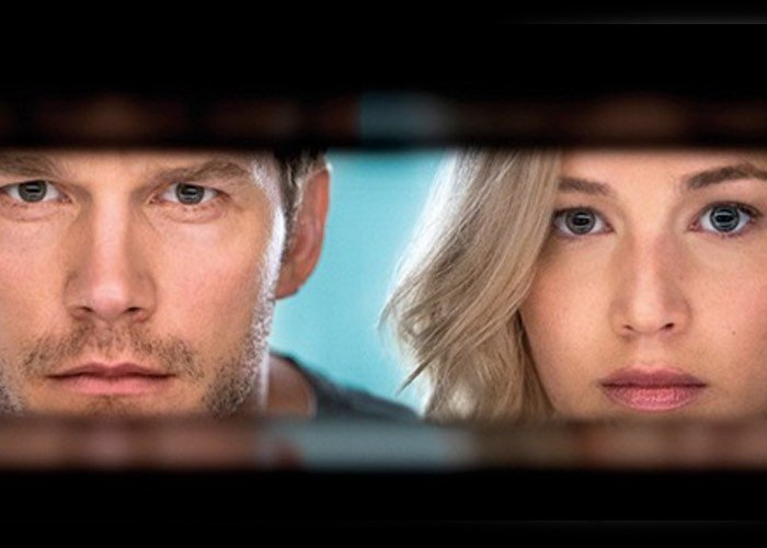 Passengers Movie Official Trailer