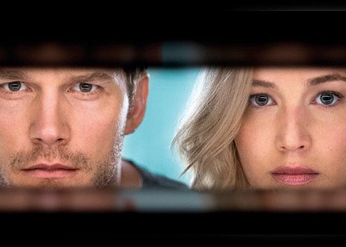 Passengers Movie Official Trailer