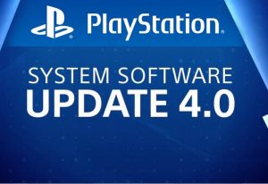 PlayStation 4 System Software Update 4.00 Released Today