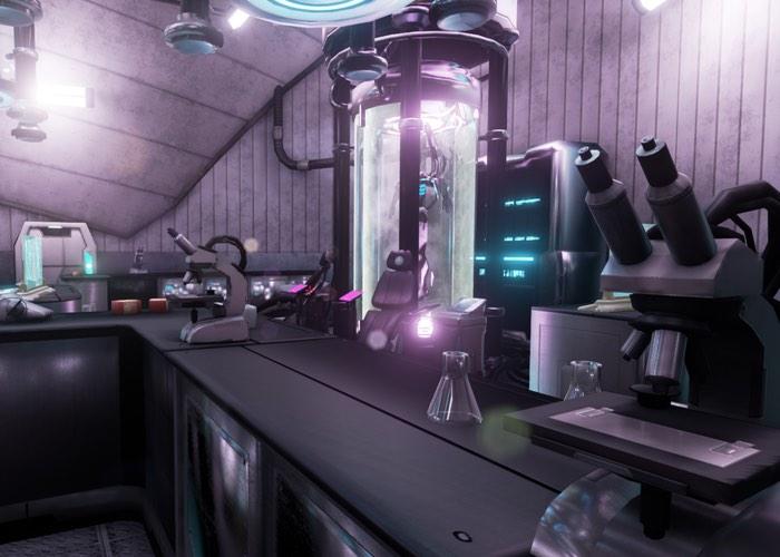 PlayStation VR Loading Human