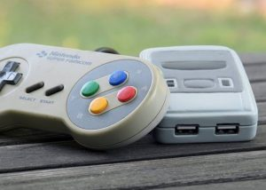 Playable Tiny SNES Console Created Using Raspberry Pi And Clay (video)