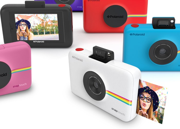Polaroid Inkless Instant Digital Camera