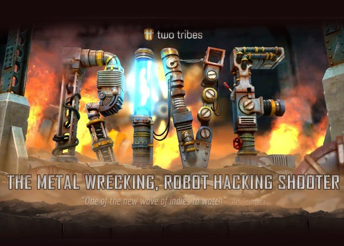 RIVE Launches On PS4 And PC