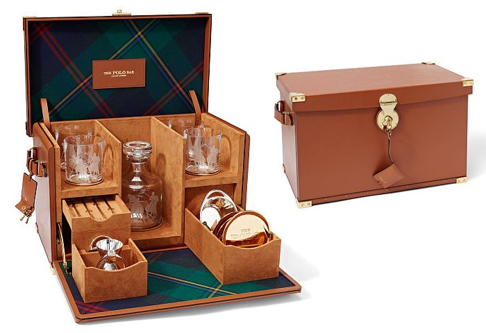 Ralph Lauren Polo Bar Mixologist Box