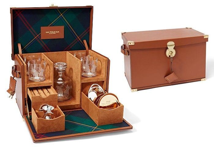 Ralph Lauren Polo Bar Mixologist Box