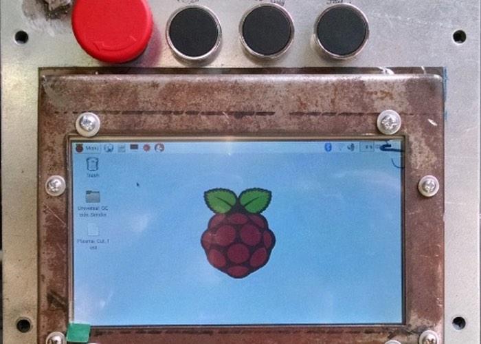 Raspberry Pi CNC