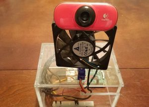 DIY Raspberry Pi Face Tracking Fan Created