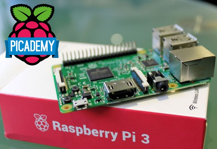 Raspberry Pi Picademy