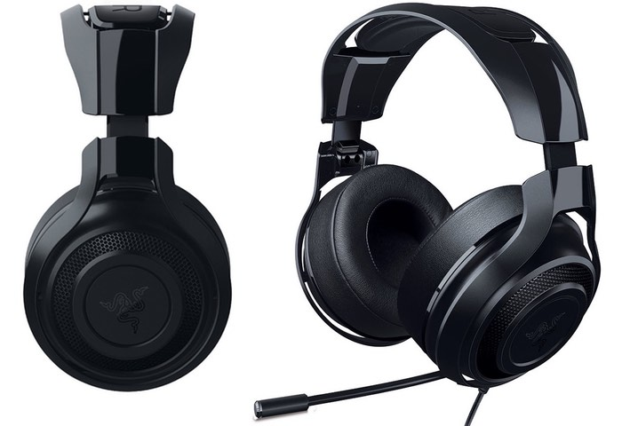 Razer ManO'War 7.1 Wired Gaming Headset Now Available To ...