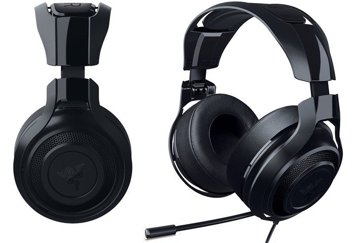 Razer ManO'War 7.1 Wired Gaming Headset