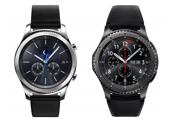 Samsung Gear S3 to arrive on November 4