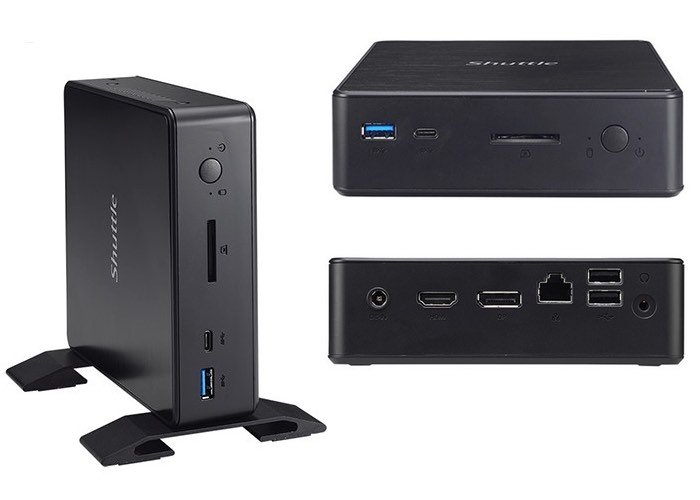 Shuttle XPC Nano Mini PC Range Updated