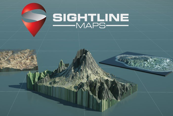 Sightline Maps Lets You See The World In Glorious 3D
