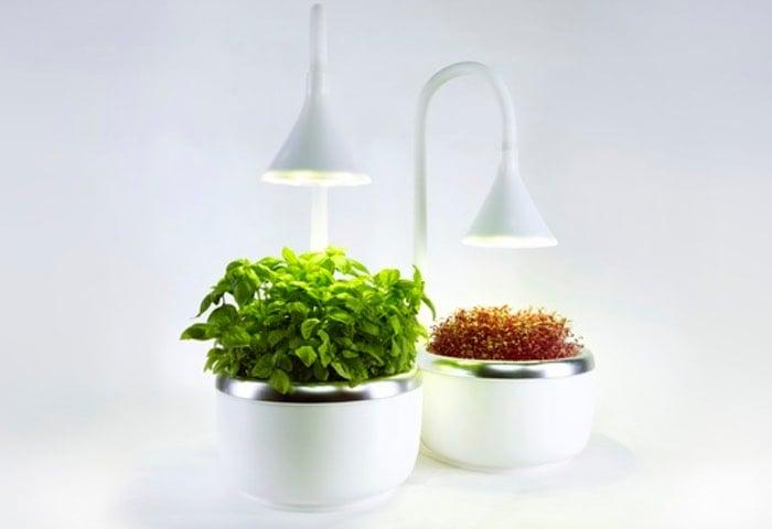 SproutsIO Smart Micro Garden System