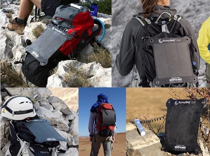 SunnyBAG Portable Flexible Solar Panel
