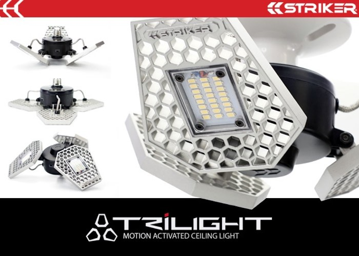 TRiLIGHT Motion Activated Ceiling Light