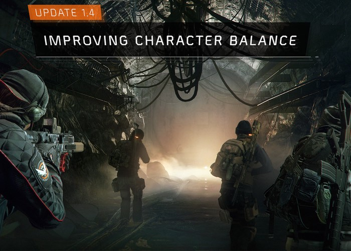 Ubisoft Reveals New Update 1.4 Changes For The Division