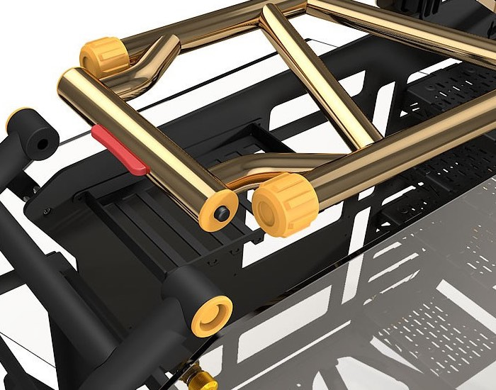 D-Frame 2.0 PC Chassis Unveiled By Win