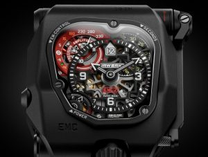 Unique URWERK Time Hunter Watch Now Available For $112,000